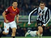 Bóng đá - Đại chiến Roma - Juventus: Sự cân bằng giữa 2 phong cách
