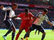 "Bóng đá - Liverpool - West Brom: ""Chất"" Anh biến ảo"