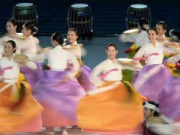 Lễ bế mạc ASIAD 17: Ấn tượng, đậm bản sắc văn hóa Hàn Quốc
