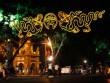 Hồ Gươm rực sáng mừng kỉ niệm 60 năm giải phóng Thủ đô