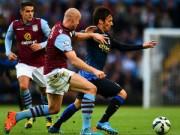 Bóng đá - Aston Villa – Man City: Phản kháng quyết liệt