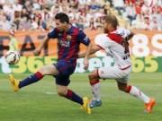 Bóng đá - Vallecano - Barca: Chiến thuật sai lầm