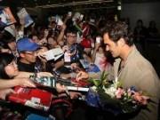 """Thể thao - Tin HOT 5/10: Federer bị """"quây"""" ở Thượng Hải"""