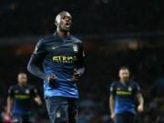 Bóng đá - Lập công cho Man City, Toure nổ tưng bừng