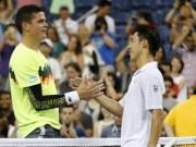 Thể thao - Nishikori - Raonic: 3 set kịch chiến (CK Japan Open)