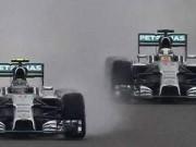 Thể thao - Video F1 – Japanese GP: Rượt đuổi trong mưa bão