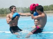 """Thể thao - Muay Thái: """"Độc cô cầu bại"""" Duy Nhất bị knock out"""