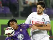 Bóng đá - Fiorentina - Inter: Kết thúc bất ngờ