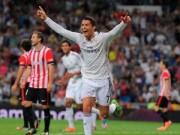 Bóng đá - Ronaldo san bằng kỉ lục của 2 huyền thoại ở Liga