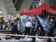 Tin tức trong ngày - Người biểu tình Hong Kong ngừng bao vây tòa thị chính