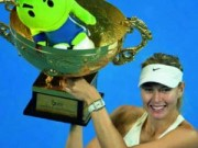 Thể thao - Lên số 2, Sharapova mơ soán ngôi Serena
