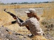 Tin tức trong ngày - Nữ chiến binh Syria tấn công tự sát vào phiến quân IS