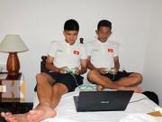 """Bóng đá - Cận cảnh """"thiên đường"""" của U19 VN ở Myanmar"""