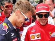 """Thể thao - Ferrari–Vettel khởi đầu những màn """"đi đêm"""" làng F1"""
