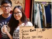 Thời trang - Ghé thăm chợ phiên giá rẻ của giới trẻ Sài Gòn