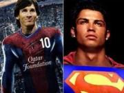 Bóng đá - Cùi chỏ Ronaldo, bàn tay Messi: Đừng trách Siêu nhân!