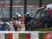 """Thể thao - F1: Sức khỏe Bianchi là """"nguy kịch nhưng ổn định"""""""