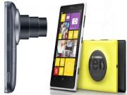 Thời trang Hi-tech - Top điện thoại thông minh chụp ảnh thiếu sáng tốt nhất
