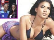 Bóng đá - Hoa hậu Hoàn vũ hé lộ bí mật của Ronaldinho