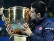 Thể thao - Djokovic: Hoàng đế mùa Thu