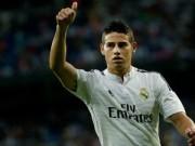 Bóng đá - Rodriguez muốn thành công như Di Maria tại Real