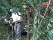 Video An ninh - Nữ nhân viên tiệm vàng chết trong rừng