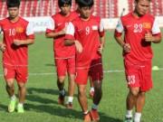 """Bóng đá - U19 VN: Đông Triều bị thầy Giôm """"mời"""" khỏi sân tập"""
