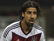 Bóng đá - Tin HOT tối 7/10: Arsenal chèo kèo Khedira