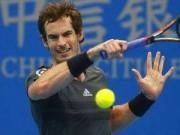Thể thao - Tin HOT 7/10: Murray đi tiếp tại Thượng Hải