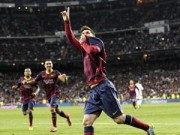 Bóng đá - BTC La Liga tính vinh danh Messi… tại Bernabeu
