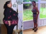 Sức khỏe đời sống - Sửng sốt với vẻ quyến rũ của quý cô giảm 130kg trong 2 năm