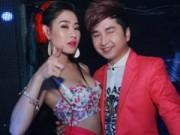 DJ Oxy nóng bỏng mừng sinh nhật hôn phu Bằng Cường