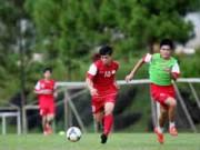 Bóng đá - Nửa cuối hiệp 2 của U19 Việt Nam