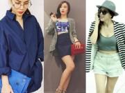 Thời trang - Kiều nữ Việt mặc gì ngày chuyển mùa?