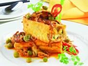 Ẩm thực - Ngon giản dị đậu hũ nhồi nấm