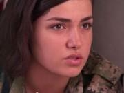 Tin tức trong ngày - Nữ chiến binh xinh đẹp tự sát để khỏi rơi vào tay IS