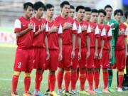 """Bóng đá - U19 Việt Nam phải nhường màu áo """"may mắn"""" cho Trung Quốc"""