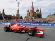 Thể thao - Lịch thi đấu F1: Russian GP 2014