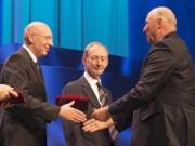 Tin tức trong ngày - Giải Nobel Hóa học 2014 cho kính hiển vi siêu nét