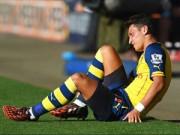 Bóng đá - Oezil nghỉ hết năm: Arsenal không cần hoảng loạn
