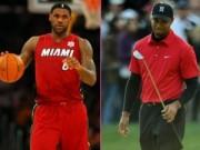 """Thể thao - """"Siêu VĐV"""" số 1: Tiger Woods bị soán ngôi"""