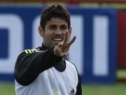 Bóng đá - Slovakia - Tây Ban Nha: Chờ Costa khai hỏa