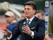 Bóng đá - Inter Milan: Liệu Walter Mazzarri có bị sa thải?