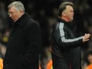Bóng đá - Sir Alex tin Van Gaal sẽ thành công rực rỡ ở MU