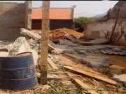 Video An ninh - Thanh Hóa: Sập tường, hai người tử vong tại chỗ