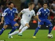 Bóng đá - Anh – San Marino: Kết cục khó tránh khỏi