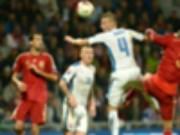 """Bóng đá - Slovakia - Tây Ban Nha: Nếm """"trái đắng"""" phút 87"""