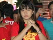 Bóng đá - CĐV Việt Nam ngấm nỗi buồn cùng U19