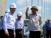 Tin tức trong ngày - Bộ trưởng Đinh La Thăng nói về văn hóa giao thông HN