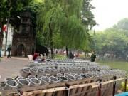 Tin tức trong ngày - Hà Nội: Hàng nghìn giàn pháo hoa đã sẵn sàng